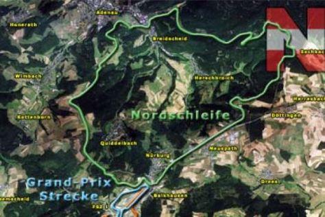 Nürburgring, Nordschleife