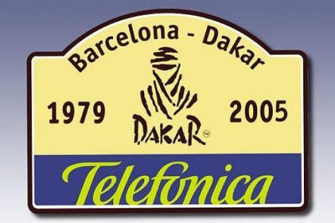 Rallye Barcelona–Dakar 2005 (1)