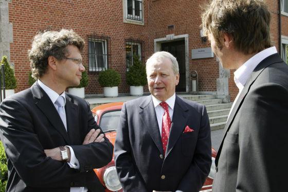 Wolfgang Porsche Bernd Wieland Joachim Staat