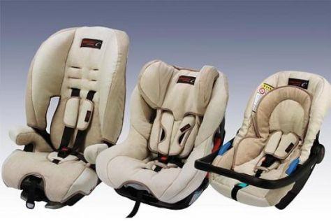 Schadstoff-freie Kindersitze