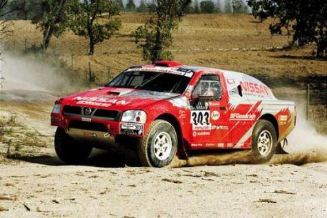 Rallye Barcelona–Dakar 2005