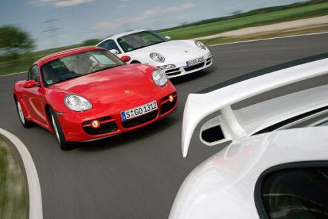 Porsche Cayman Porsche 911 Carrera Porsche GT2