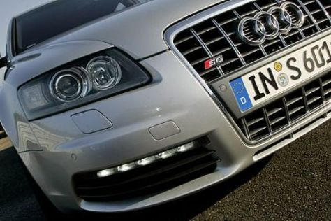 Tagfahrlicht Audi S6