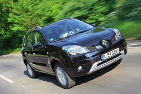 Einstiegspreis Renault Koleos