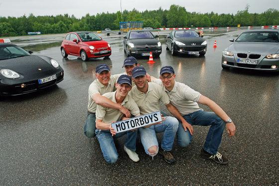 Motorboys