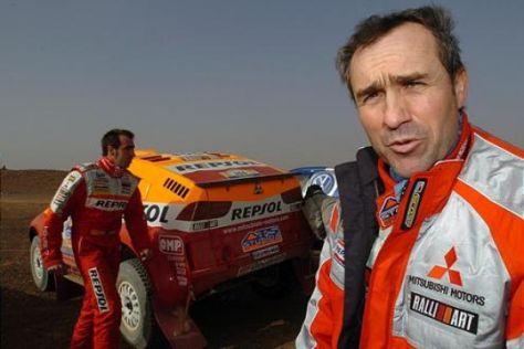 Rallye Barcelona-Dakar 2005