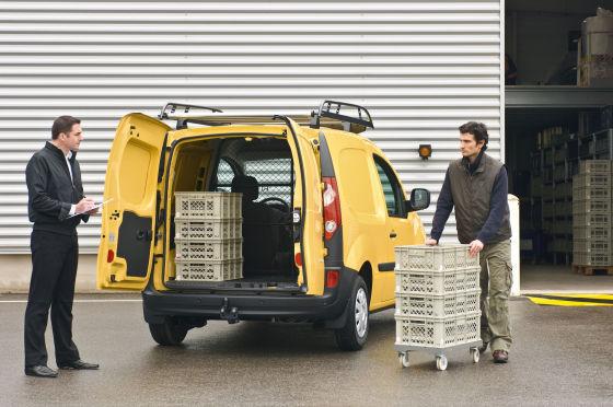 Geschrumpfter Kastenwagen: Der neue Renault Kangoo Rapid Compact.