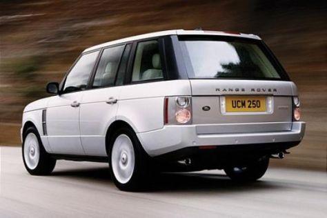 Modellpflege Range Rover
