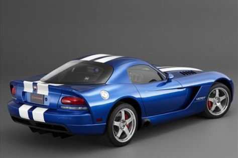 Dodge Viper SRT10 Coupé
