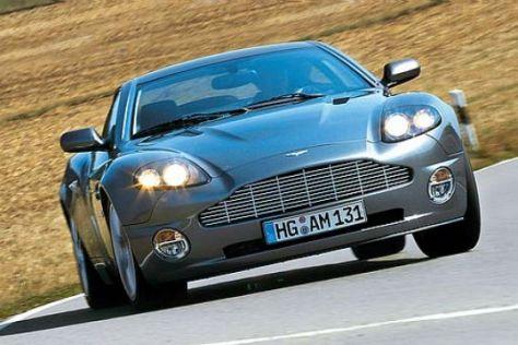 Rückruf Aston Martin Vanquish V12