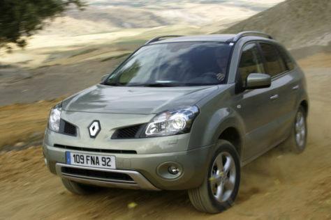 Fahrbericht Renault Koleos