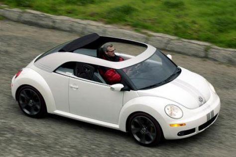Fahrbericht VW New Beetle Ragster