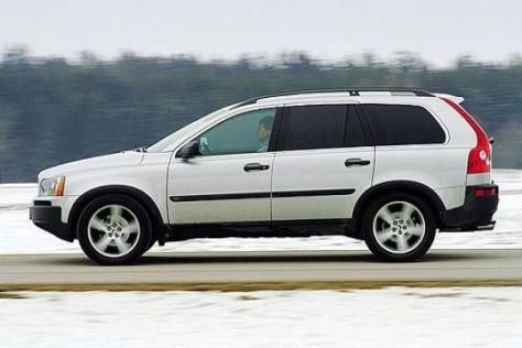 Preiserhöhung bei Volvo