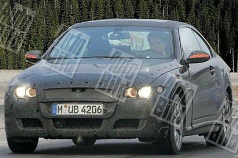 BMW 3er Coupé (Erlkönig)