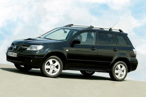 Mitsubishi Outlander (Modell 2005)