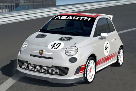 500 Abarth Assetto Corse