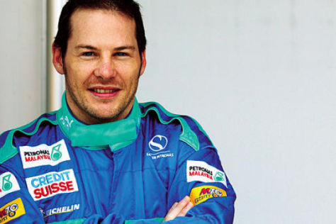 Interview mit Jacques Villeneuve