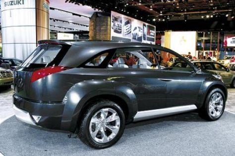 Studie Suzuki Concept-X