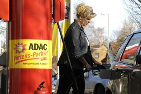 Rabatt-Aktion von ADAC und Agip
