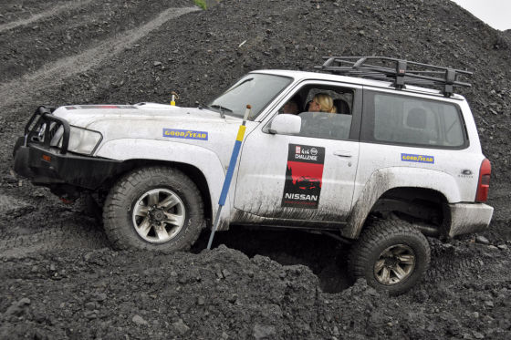 Nissan 4x4 Challenge 2008