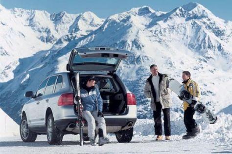 Autofahrer-Sünden in den Alpenländern