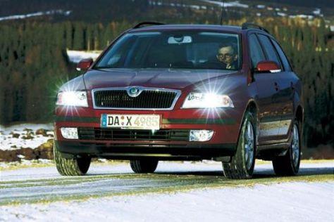 Fahrbericht Skoda Octavia Combi 4x4