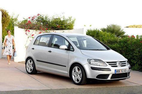 Fahrbericht VW Golf Plus