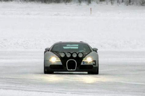Bugatti Veyron (Erlkönig)