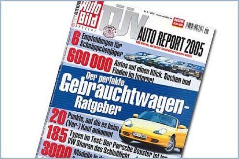 AUTO BILD TÜV-REPORT 2005
