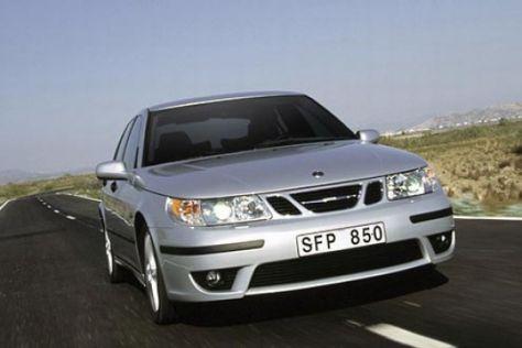 Saab 9-5 und 9-3 mit Motorproblemen