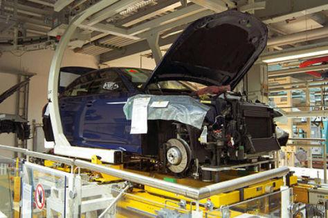 Defekte Diesel-Einspritzpumpen