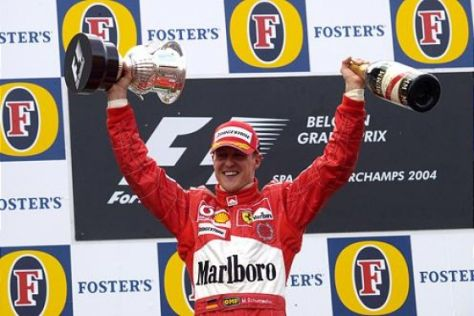 Schumis Formel-1-Bilanz