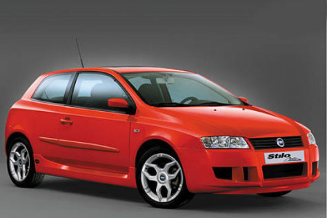 Fiat Stilo Michael Schumacher