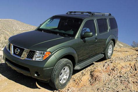 Fahrbericht Nissan Pathfinder SE 4x4