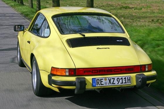 Porsche 911 Carrera 2.7 von 1973