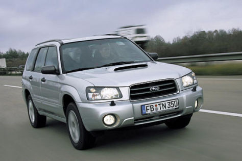 Subaru Forester 2.5 XT Turbo