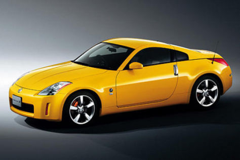 350Z 35th anniversary edition