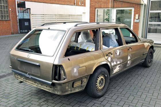 Mercedes-Benz 200 TE