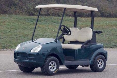 Golf-Car aus Zuffenhausen