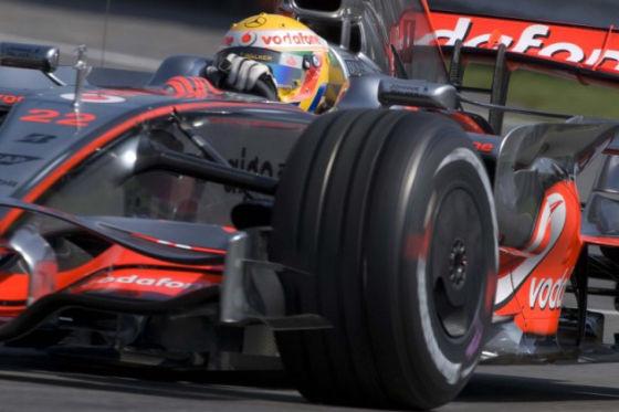 Formel 1, Montreal 2008, Lewis Hamilton, McLaren-Mercedes