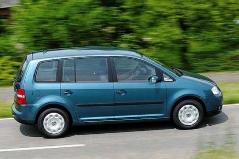VW Touran 2.0 FSI Tiptronic