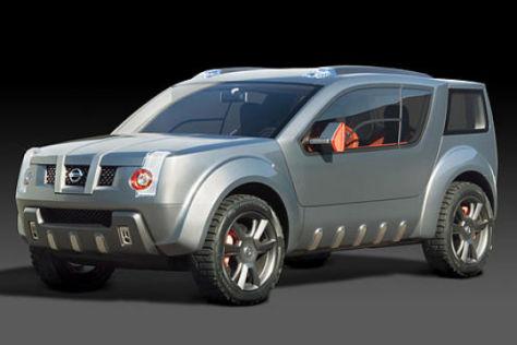 Neuheiten von Nissan