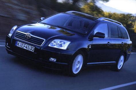 "Toyota Avensis Combi ""Travel"""