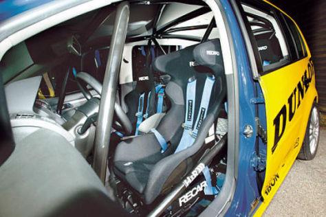 VW Touran 1.9 TDI Race Shuttle