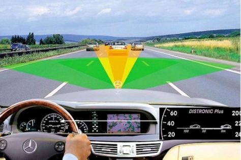 Radar verhindert jeden dritten Autobahn-Auffahrunfall