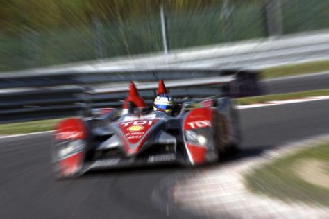 Le Mans 2008, Audi R10 TDI