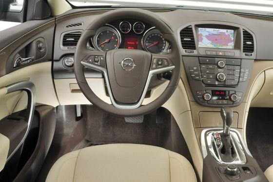 Innenraum Opel Insignia