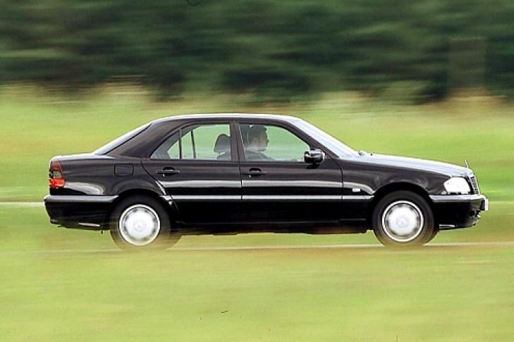 Rost bei Mercedes-Benz