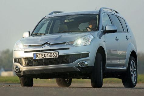 Preisanstieg bei Citroën