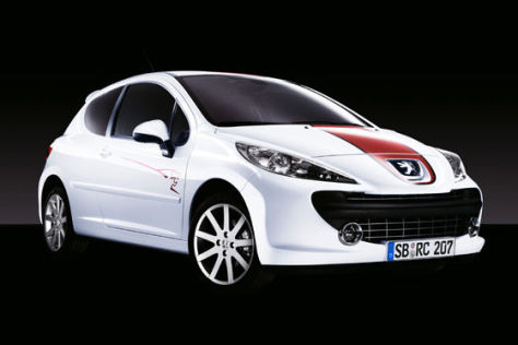 Peugeot 207 Le Man Séries